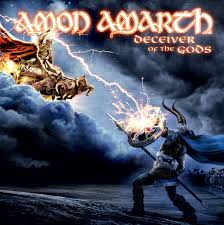 "Recenzia – AMON AMARTH  ""Deceiver of the gods"" (2013)"