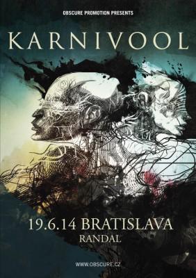 Poster_Karnivool_Bratislava