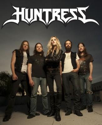 Huntress Pre-Poster