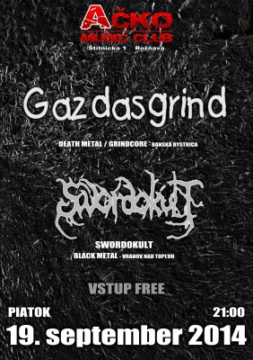 gazdas swordo - plagát - NET