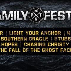 Koncert – Family fest 4, 9. a 10. máj 2015, U Očka, Bratislava
