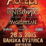 Zajtra vypukne v Banskej Bystrici 330-minútový maratón svetových metalových tornád!