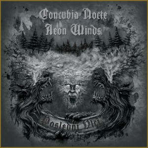 CONCUBIA NOCTE  AEON WINDS - Poslední Vlci (2015)