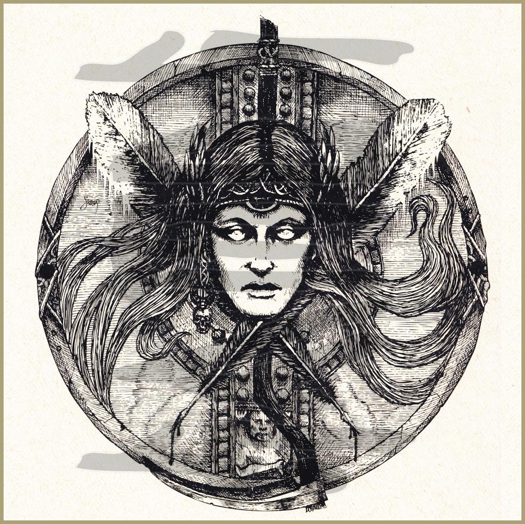 KRAJINY HMLY - Hlbiny Spánku Zabudnutia (2013) Cover art (vektor)