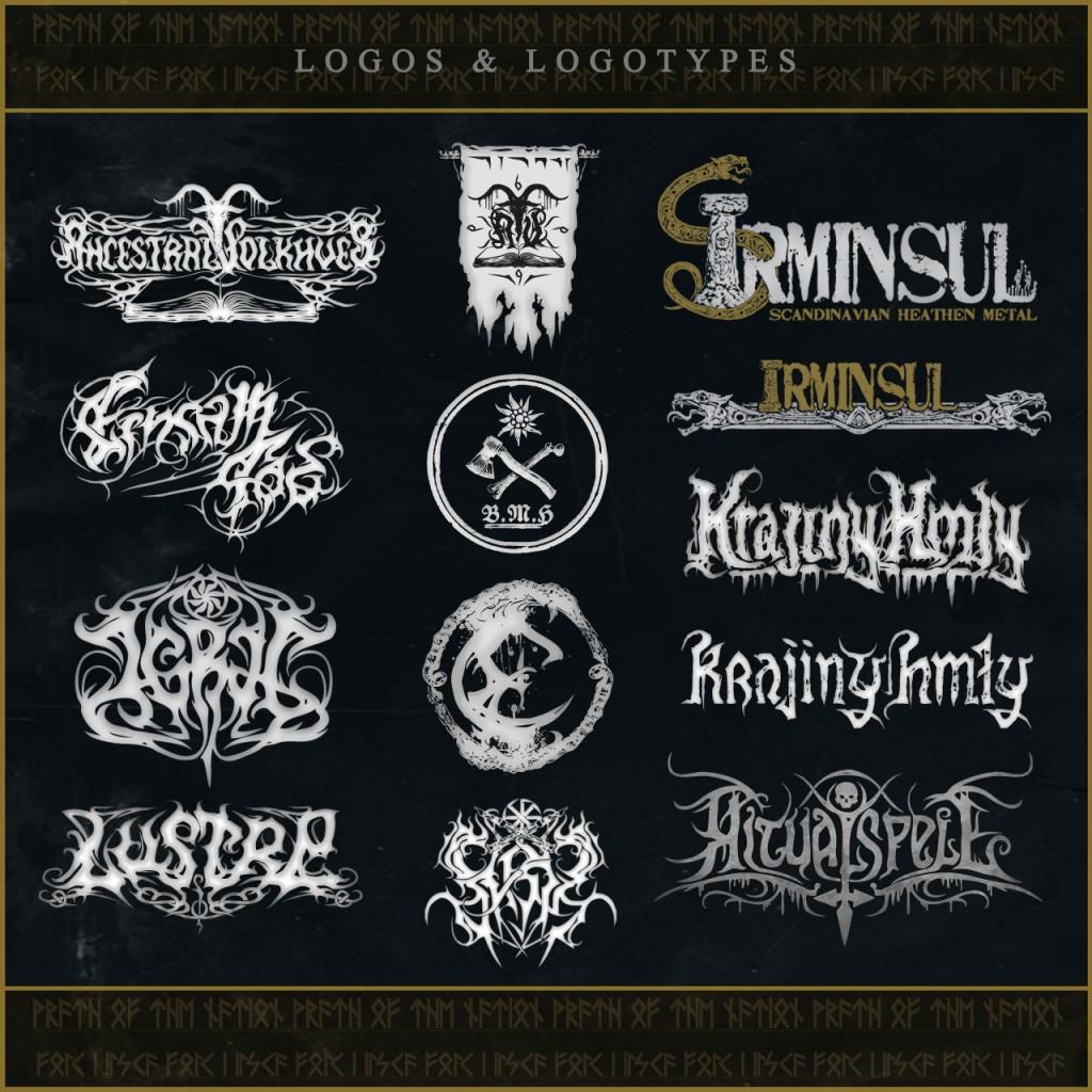 Logá & Logotypy l.