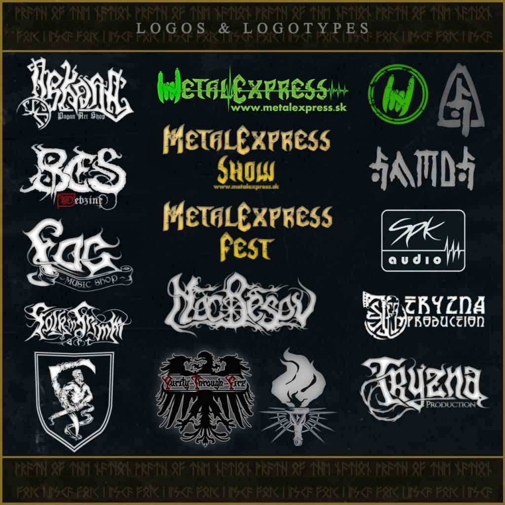 Logá & Logotypy ll.