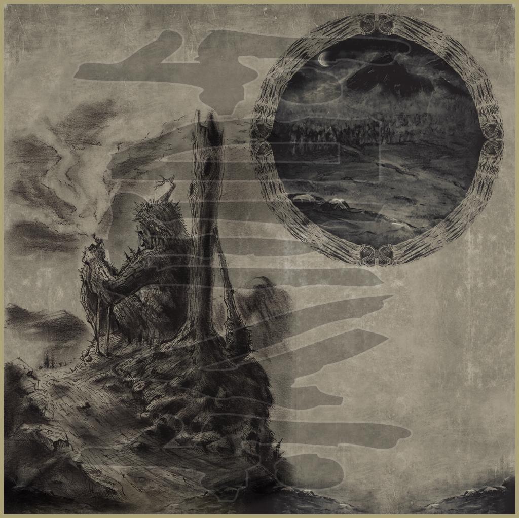 SKOGEN - Vittra (2015) (re-release) Album art