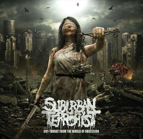 Suburban Cover