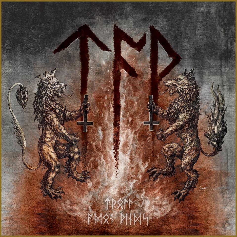 TROLL AEON WINDS - Split album (2014)
