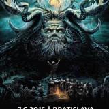Thrashmetalová legenda TESTAMENT mieri na Slovensko!