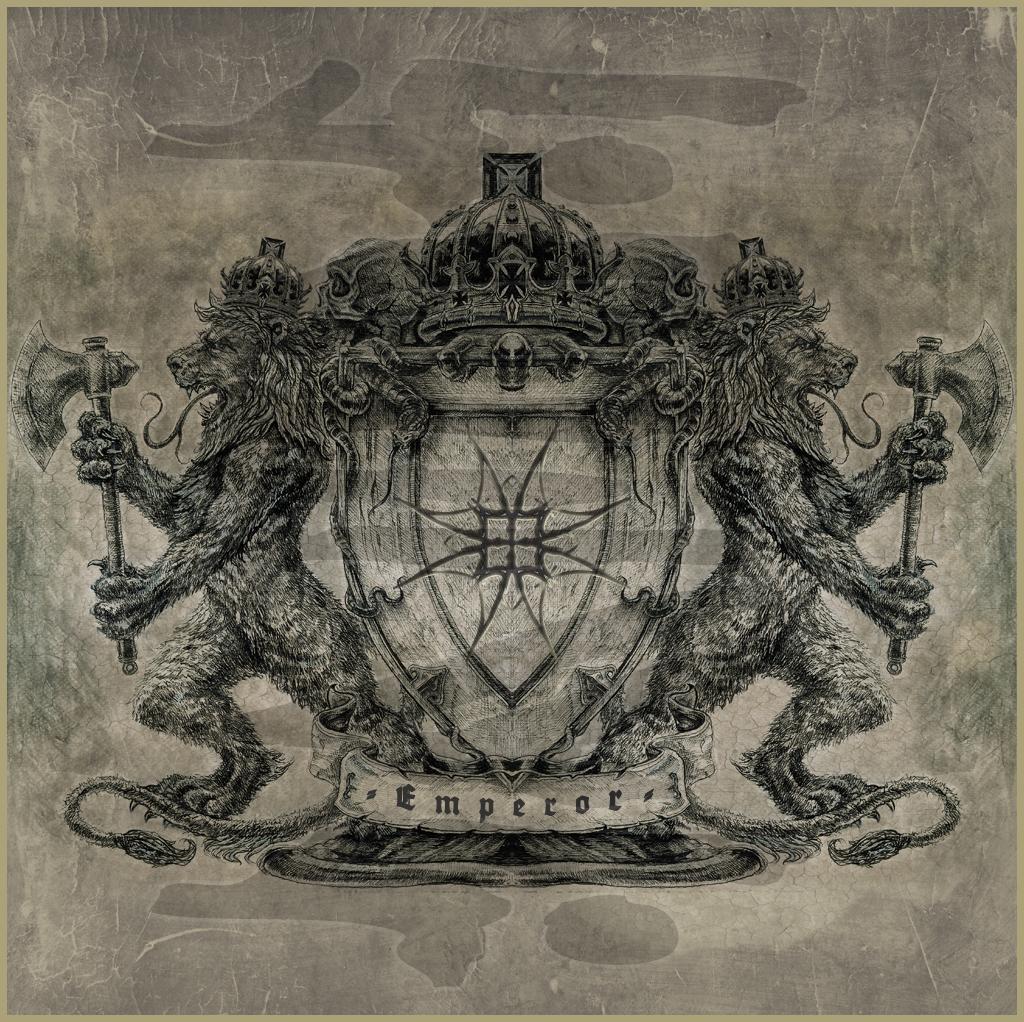 VA - A TRIBUTE TO EMPEROR - In Honour of Icon E (2012) Cover artwork