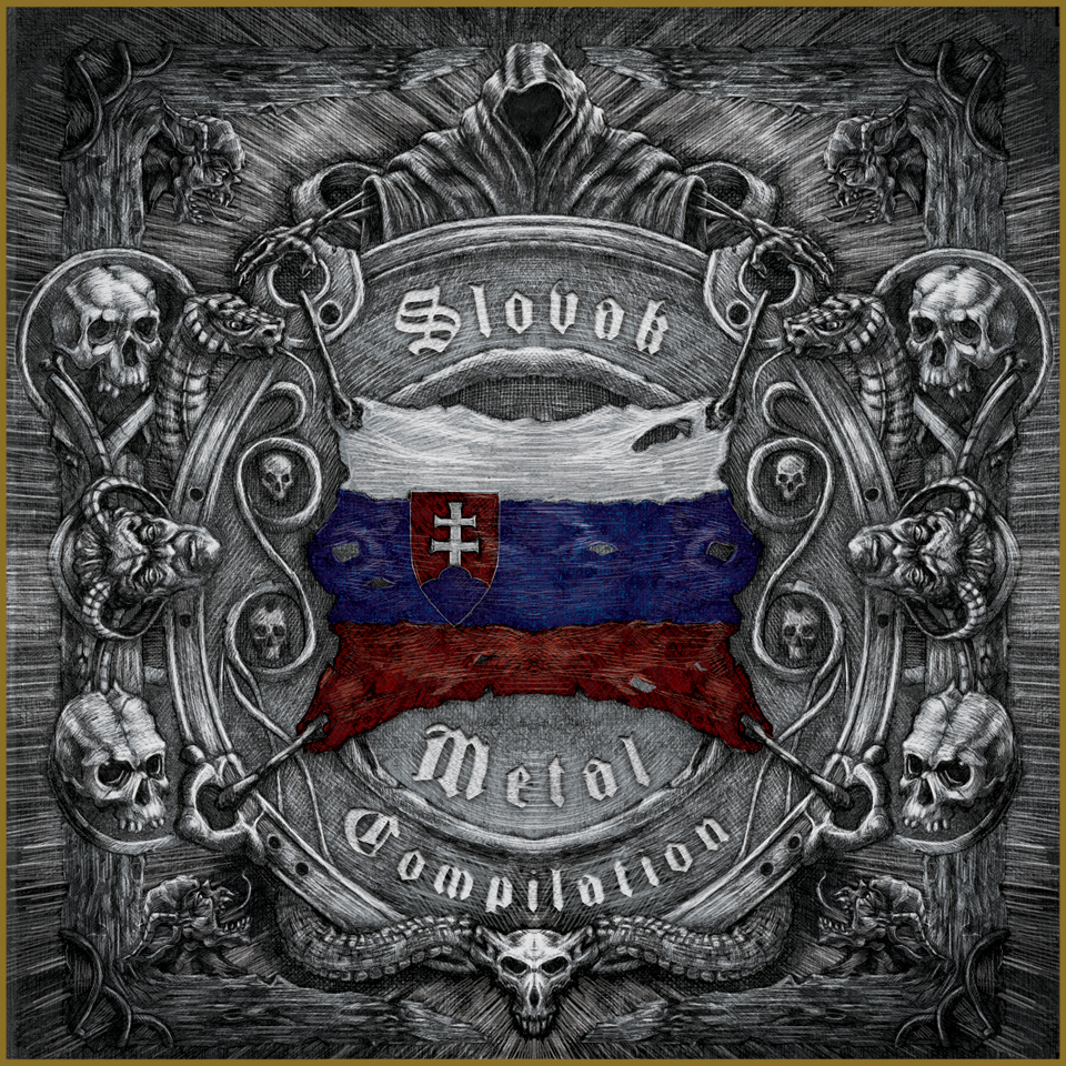 VA SLOVAK METAL COMPILATION (2014)