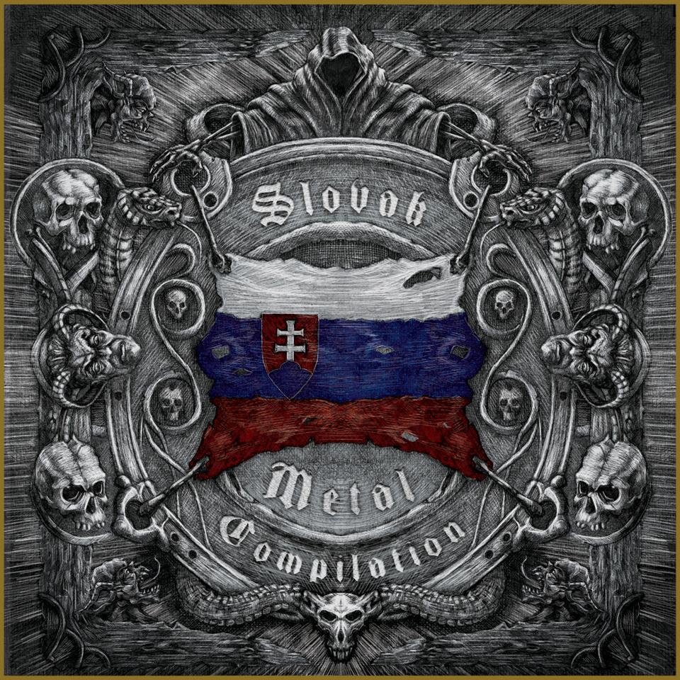 VA SLOVAK METAL COMPILATION (2014)