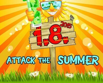Attack The Summer