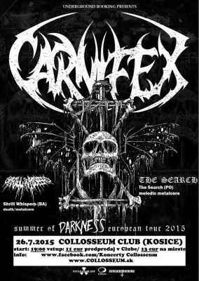carnifex plagát