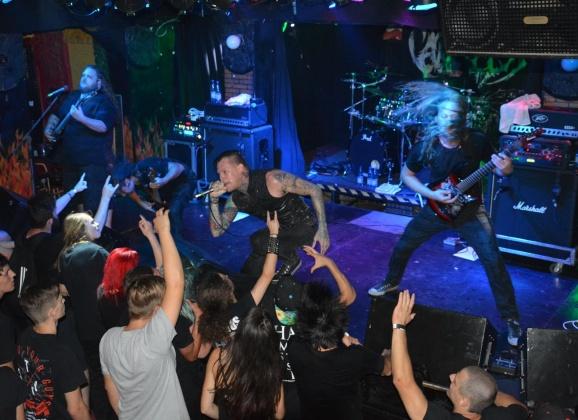 Report – Carnifex, Shrill Whispers, The Search, 26. júl 2015, Collosseum Club, Košice