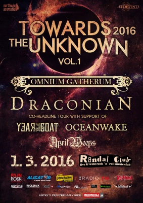 Draconian unknown-2015 poster web