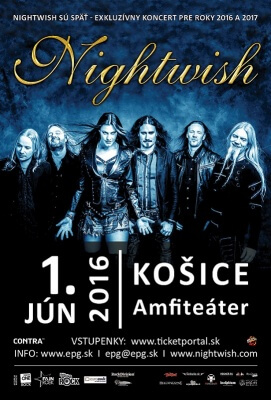 Citylight Nightwish 2016 ZM