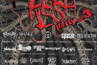 FLESH PARTY open air festival ohlásil poslednú kapelu!