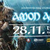 So zimou zavítajú do Bratislavy Vikingovia z Amon Amarth!!!