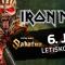 Všetky dôležité informácie o koncerte Iron Maiden