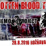 Dying Breed, Terrorage a Demon Project na turné po Slovensku!