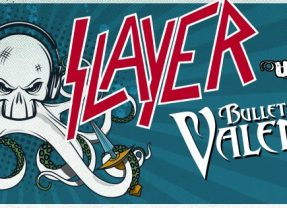 Report – Unearth – Bullet for my Valentine – Slayer – Bratislava, Aegon Arena – 17.8.2016