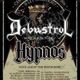 Hypnos a Debustrol na turné po Československu!