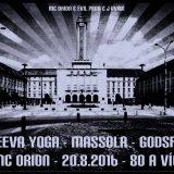 Sheeva Yoga – Massola – Godsfury v Tábore!