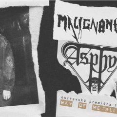 Malignant Tumour oslávi 25 rokov existencie, pokrstí nové CD a predstaví celovečerný film The Way of Metallist!