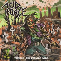 Acid Force – Towards the Nuclear Load – SPK Studio – Support Underground 2016 (druhé vydanie)