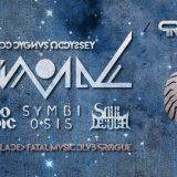 Demimonde (křest cd) – Mallephyr – Symbiosis – Holotropic – Soul Decoder v Prahe!