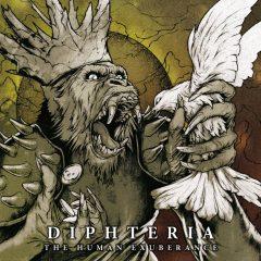 Recenzia – Diphteria – The Human Exuberance – L´inphantile collective