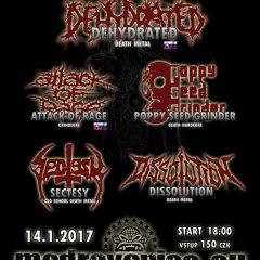 Souls of Underworld Parties 6 v Prahe