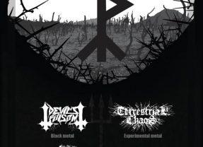 Report – Devils Poison – Frozen Blood – Terrestrial Chaos – Empty Inside