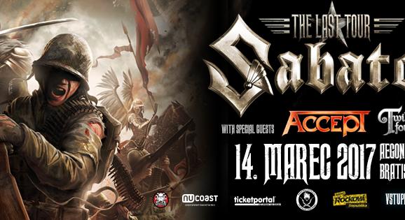 Sabaton privezie do Bratislavy najväčšiu show v kariére!