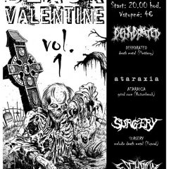Valentín na metalový spôsob už túto sobotu v Poprade!