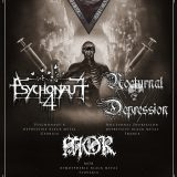 Neurasthenic Deathcade tour má zástavku v Banskej Bystrici!