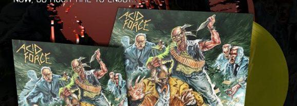 Acid Force vydali svoj debut – Atrocity for the lust!