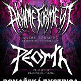 Anime Torment a Peorth o týždeň v Považskej Bystrici!!!