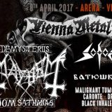 Report – Vienna Metal Meeting 1 – Viedeň – Arena/District 19 – 8.4.2017