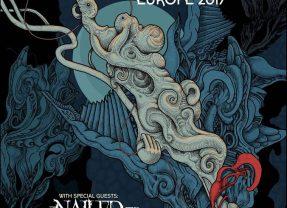 Dark Tranquility a Nailed to Obscurity už v nedeľu v Bratislave!!!