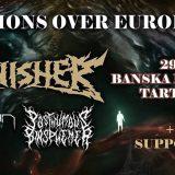 Banisher, Posthumous Blasphemer a Shodan v sobotu v Banskej Bystrici!!!