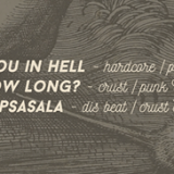 HMVP: See you in Hell /CZ/ How Long? /CZ/ Hopsasala /SK/