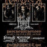 """Psychopathology"" PART II – alebo Nórsky black metal v Bratislave!"