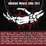 Death Sentence sa od dnes vyberá na turné!