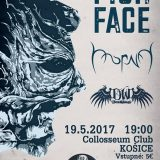 Morna – Fishface a Deadwings v Košiciach