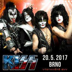 Report – KISS, RavenEye – 20. 5. 2017, Brno, Výstaviště BVV