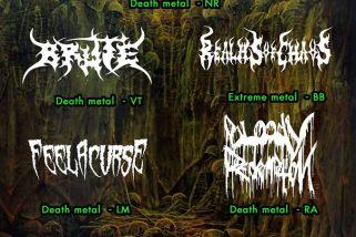 SPAWN DEATH FEST v Banskej Bystrici alebo noc plná death metalu!