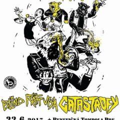 Catastrofy a Blind Rättvisa v piatok v Bratislave!!!